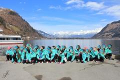 U jezera Zeller See